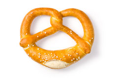Tasty pretzel Stock Photography