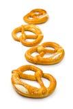 Tasty pretzels Royalty Free Stock Photo