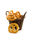 Tasty pretzels Stock Photos