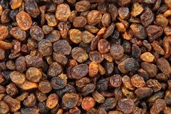 Tasty raisins background Stock Photo