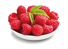Tasty raspberry fruit Royalty Free Stock Image