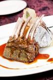 Tasty ribs Royalty Free Stock Photography