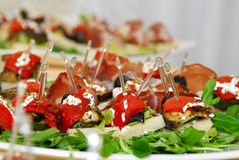 Tasty salad Stock Photos