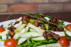 Tasty salad Stock Images