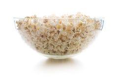 Tasty salted popcorn. Stock Photo