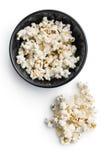 Tasty salted popcorn. Stock Image