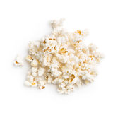 Tasty salted popcorn. Royalty Free Stock Photo
