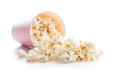 Tasty salted popcorn. Stock Photography