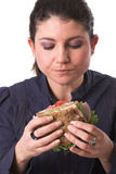 Tasty sandwich Stock Photos