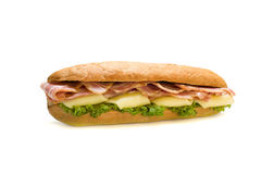 Tasty sandwich Royalty Free Stock Image