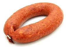 Tasty sausage Stock Photos