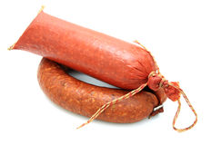 Tasty sausage Stock Photo
