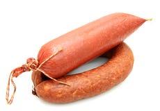 Tasty sausage Stock Photo