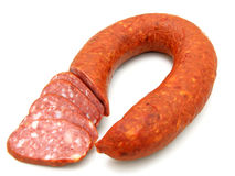 Tasty sausage Royalty Free Stock Photography