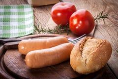 Tasty sausage. Stock Image