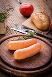 Tasty sausage. Stock Images