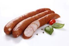 Tasty sausage Royalty Free Stock Photos