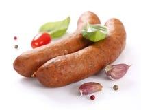 Tasty sausage Stock Image