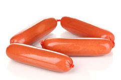 Tasty sausages Stock Image