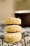 Tasty scones Stock Photo