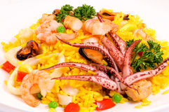 Tasty seafood Stock Images