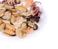 Tasty seafood. Royalty Free Stock Photos