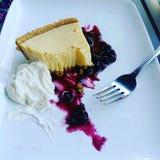 Keylime Pie stock photo