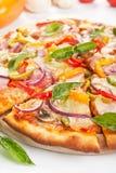 Tasty Sliced Pizza Royalty Free Stock Photo