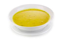 Tasty soup Stock Images