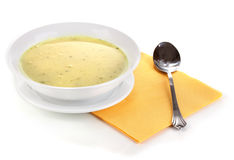 Tasty soup Royalty Free Stock Image