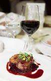 Tasty steak Royalty Free Stock Photo