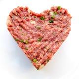 Tasty Steak tartare Royalty Free Stock Photography
