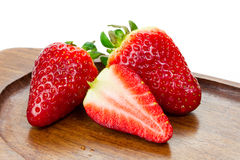 Tasty strawberries Royalty Free Stock Image