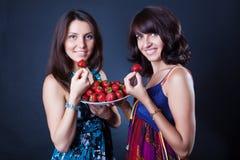 Tasty strawberry Royalty Free Stock Photo