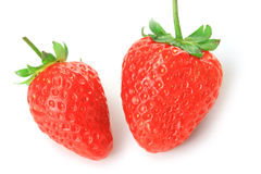 Tasty strawberry Stock Photography
