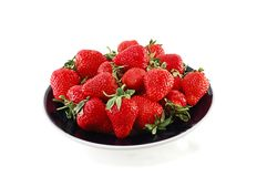Tasty strawberry Royalty Free Stock Photos