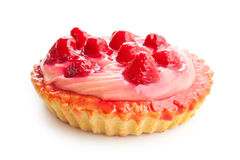 Tasty strawberry pie Royalty Free Stock Images