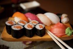 Tasty sushi Royalty Free Stock Image