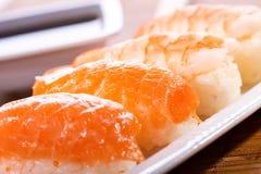 Tasty sushi Stock Photos