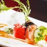 Tasty sushi Royalty Free Stock Photos