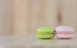Tasty Sweet Macaroon , Macaron on wooden background. Tasty Sweet Macaron , Macaroon on wooden background stock images