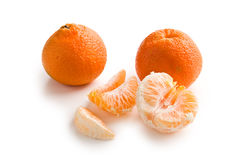 Tasty tangerine Royalty Free Stock Image