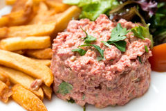 Tasty tartare Royalty Free Stock Photography