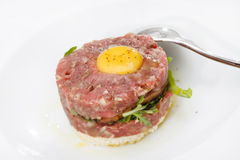 Tasty tartare Royalty Free Stock Images