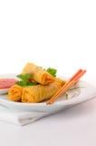 Tasty Thai Rolls Royalty Free Stock Photography