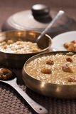 Tasty Thick and creamy Dal payasam from India Royalty Free Stock Images