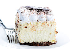 Tasty tiramisu cake Royalty Free Stock Images