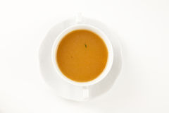 Tasty vegetables soup Royalty Free Stock Photography