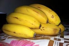 Tasty Yellow Banana stock photography