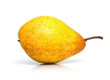 Tasty yellow pear Royalty Free Stock Photos